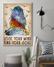 Yoga Lose Your Mind Find Your Soul 11x17 Poster lifestyle-poster-1