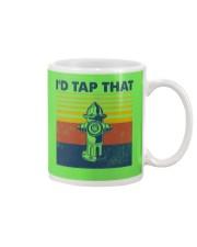 Firefighter I'd Tap That Mug tile