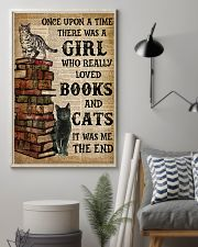 Books Once Upon A Time There Was A Girl Poster 16x24 Poster lifestyle-poster-1
