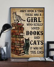 Books Once Upon A Time There Was A Girl Poster 16x24 Poster lifestyle-poster-2