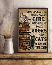 Books Once Upon A Time There Was A Girl Poster 16x24 Poster lifestyle-poster-3