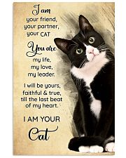 Cat I Am Your Friend Poster 16x24 Poster front