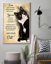 Cat I Am Your Friend Poster 16x24 Poster lifestyle-poster-1