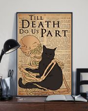 Cat Till Death Do US Part 16x24 Poster lifestyle-poster-2