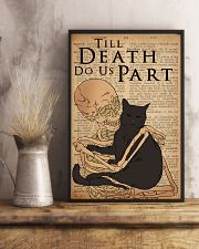 Cat Till Death Do US Part 16x24 Poster lifestyle-poster-3