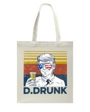 Beer D Drunk Tote Bag tile