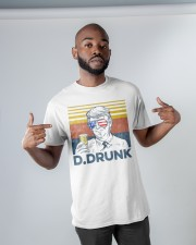 Beer D Drunk Classic T-Shirt apparel-classic-tshirt-lifestyle-front-32
