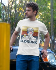 Beer D Drunk Classic T-Shirt apparel-classic-tshirt-lifestyle-front-44