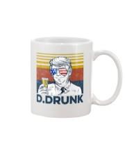 Beer D Drunk Mug tile