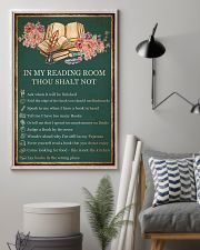 Book In My Reading Room Poster 16x24 Poster lifestyle-poster-1