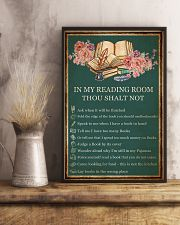 Book In My Reading Room Poster 16x24 Poster lifestyle-poster-3