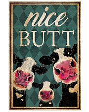 Cow Nice Butt Poster 11x17 Poster front