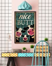 Cow Nice Butt Poster 11x17 Poster lifestyle-poster-6