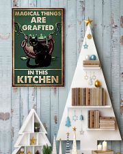 Cat Magical Poster 16x24 Poster lifestyle-holiday-poster-2