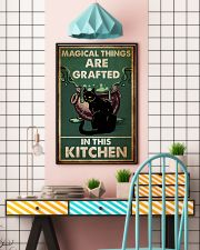 Cat Magical Poster 16x24 Poster lifestyle-poster-6