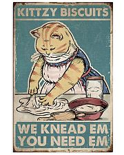 Cat Kittzy Biscuit 16x24 Poster front