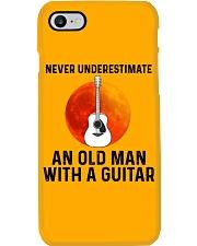 Guitar Nerver Underestimate Phone Case tile