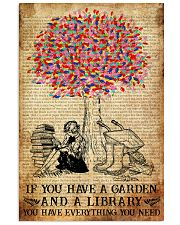 Gardening You Have Everything 11x17 Poster front