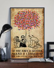Gardening You Have Everything 11x17 Poster lifestyle-poster-2