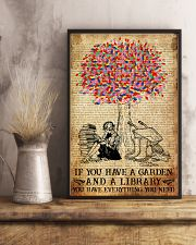 Gardening You Have Everything 11x17 Poster lifestyle-poster-3
