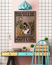 Cat Once Upon A Time 16x24 Poster lifestyle-poster-6