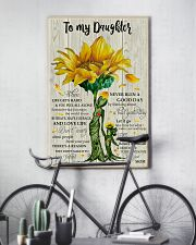 Mom To My Daughter When Life Get Hards 11x17 Poster lifestyle-poster-7
