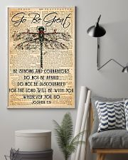 Hippie Go Be Great 11x17 Poster lifestyle-poster-1