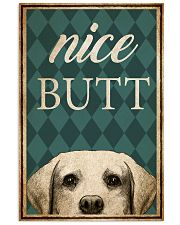 Labrador Nice Butt 11x17 Poster front