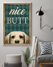 Labrador Nice Butt 11x17 Poster lifestyle-poster-1