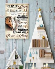 Horse The Day I Met You Poster 11x17 Poster lifestyle-holiday-poster-2