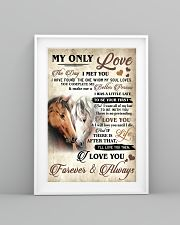 Horse The Day I Met You Poster 11x17 Poster lifestyle-poster-5