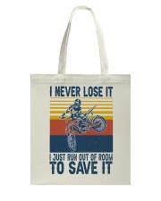 Dirt Bike Vintage 2 Tote Bag tile