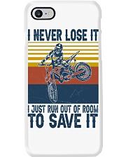 Dirt Bike Vintage 2 Phone Case tile