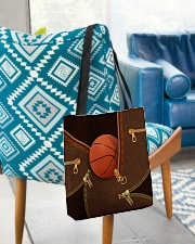 Basketball Beauty Totebag All-over Tote aos-all-over-tote-lifestyle-front-01