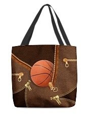 Basketball Beauty Totebag All-over Tote back