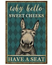 DONKEY SWEET CHEEKS 11x17 Poster front