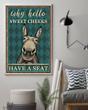 DONKEY SWEET CHEEKS 11x17 Poster lifestyle-poster-1