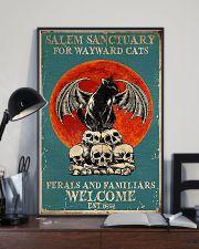 Cat Salem Sanctuary Poster 16x24 Poster lifestyle-poster-2