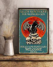 Cat Salem Sanctuary Poster 16x24 Poster lifestyle-poster-3