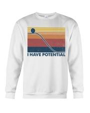 Science I Have Potential Crewneck Sweatshirt tile