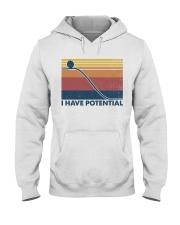 Science I Have Potential Hooded Sweatshirt tile
