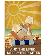 Beach And She Lived Happily Ever After Poster 16x24 Poster front