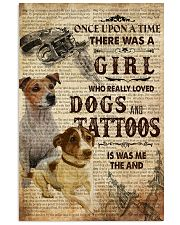 Dog And Tattoo Once Upon A Time 11x17 Poster front