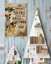 Dog And Tattoo Once Upon A Time 11x17 Poster lifestyle-holiday-poster-2
