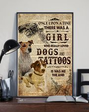 Dog And Tattoo Once Upon A Time 11x17 Poster lifestyle-poster-2