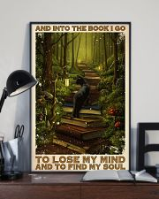 Book And Into The Book I Go 16x24 Poster lifestyle-poster-2