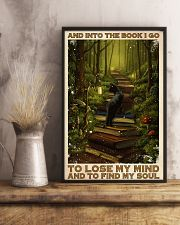 Book And Into The Book I Go 16x24 Poster lifestyle-poster-3
