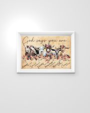 Goat God Says You Are 24x16 Poster poster-landscape-24x16-lifestyle-02