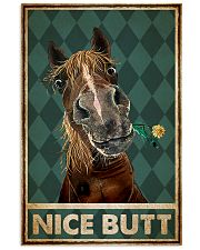 Horse Nice Butt Poster 11x17 Poster front
