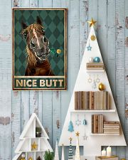 Horse Nice Butt Poster 11x17 Poster lifestyle-holiday-poster-2